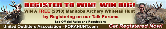 Win A Free Hunt - Click Here