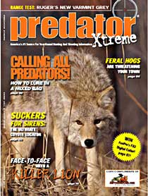 Subscribe NOW to Predator Xtreme Magazine - Click Me!