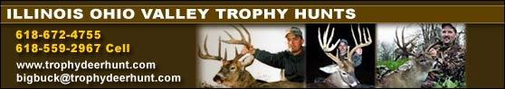 Illinois Ohio Valley Trophy Hunts - Click Me!