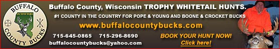 Buffalo County Bucks Outfitters - Click Me!